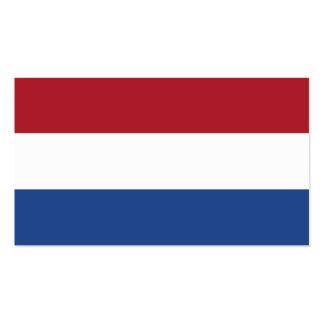 Netherlands Flag Pack Of Standard Business Cards