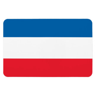 Netherlands Flag Rectangular Photo Magnet