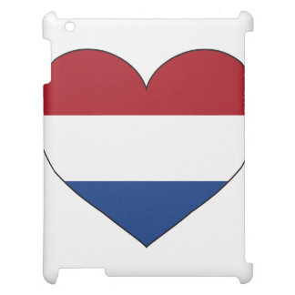 Netherlands Flag Simple Cover For The iPad