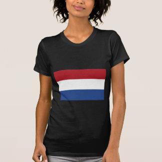 Netherlands Flag The MUSEUM Zazzle T-Shirt