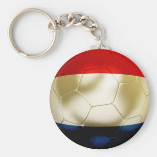 Netherlands Football Keychain