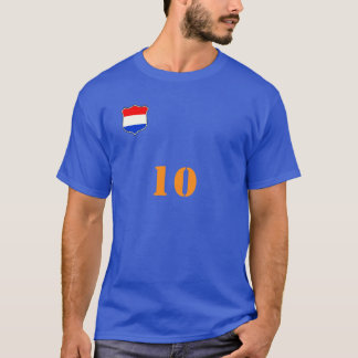Netherlands Football Tee