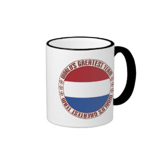 Netherlands Greatest Team Ringer Mug