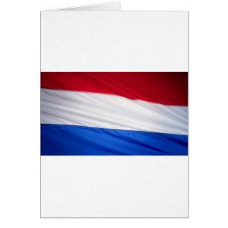netherlands greeting card