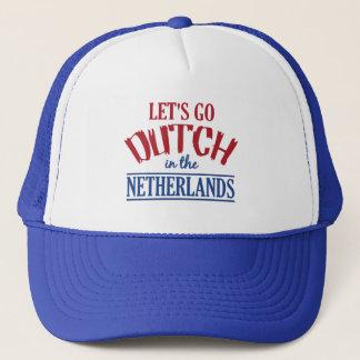 Netherlands hat - choose color