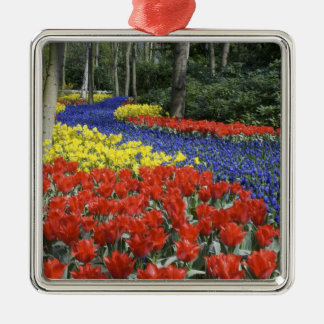 Netherlands, Holland, Lisse, Keukenhof Gardens Christmas Ornament