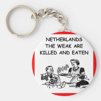 NETHERLANDS KEY CHAINS