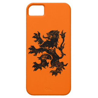 Netherlands Lion Barely There iPhone 5 Case
