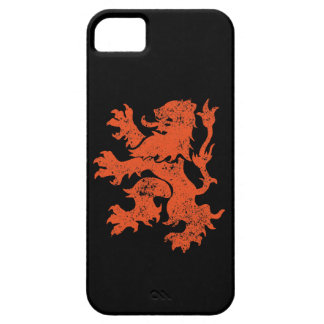 Netherlands Lion Case For The iPhone 5