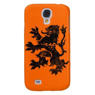 Netherlands Lion Galaxy S4 Case