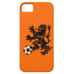Netherlands Lion iPhone 5 Covers