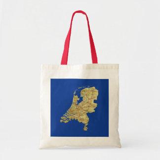 Netherlands Map Bag