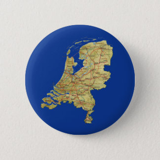 Netherlands Map Button