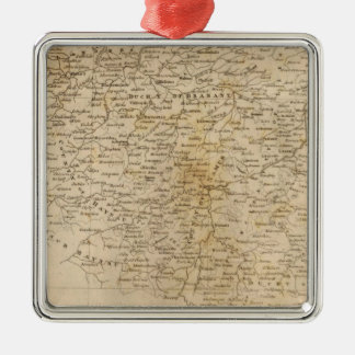 Netherlands Map by Arrowsmith Christmas Ornament