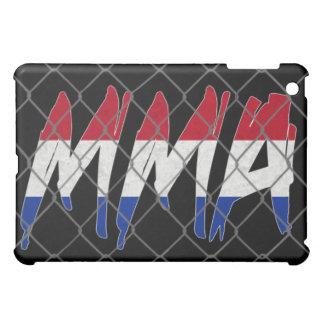 Netherlands MMA black iPad case
