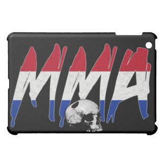 Netherlands MMA Skull Black iPad Case