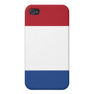 Netherlands National Flag  iPhone 4 Covers
