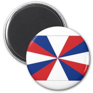 Netherlands Naval Jack Refrigerator Magnet