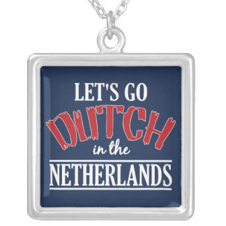 Netherlands necklace