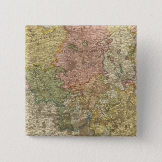 Netherlands or Low Countries 15 Cm Square Badge
