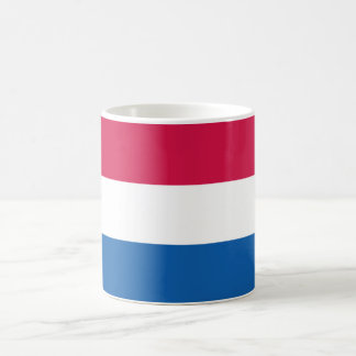 Netherlands Pride Basic White Mug