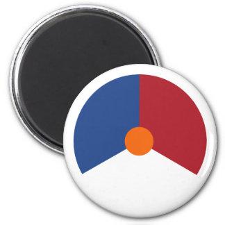 Netherlands roundel Netherlands Refrigerator Magnets