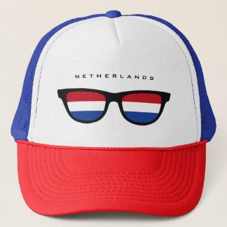 Netherlands Shades custom hat