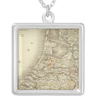 Netherlands Silver Plated Necklace