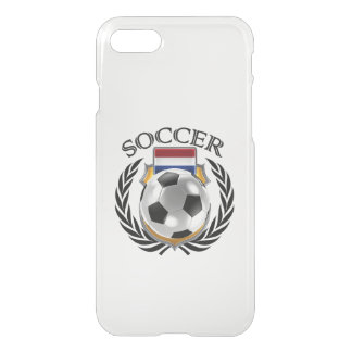 Netherlands Soccer 2016 Fan Gear iPhone 7 Case