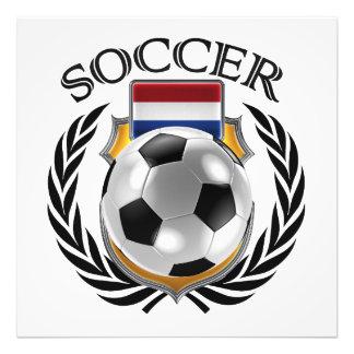 Netherlands Soccer 2016 Fan Gear Photographic Print