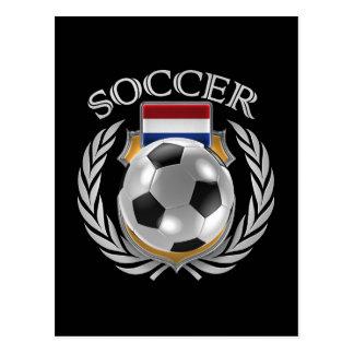 Netherlands Soccer 2016 Fan Gear Postcard