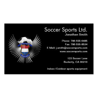 Netherlands Soccer Champions Pack Of Standard Business Cards