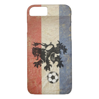 Netherlands Soccer iPhone 7 Case