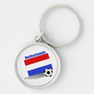 Netherlands Soccer Team Key Chains