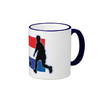 Netherlands Striker 1 Coffee Mugs