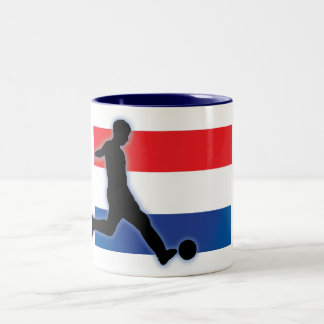 Netherlands Striker 2 Mugs