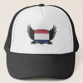 NETHERLANDS TRUCKER HAT