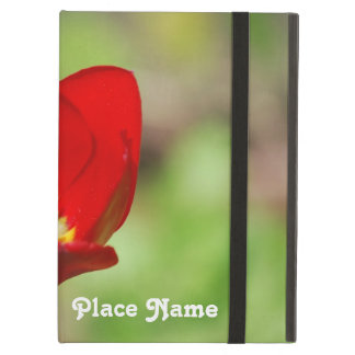 Netherlands Tulips Case For iPad Air