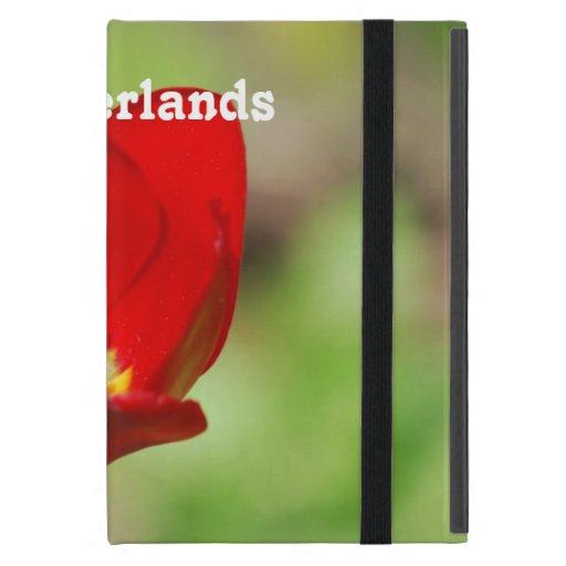 Netherlands Tulips iPad Mini Cover