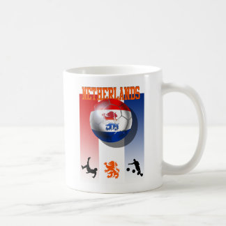 Netherlands Voetbal Poster Dutch soccer gifts Coffee Mugs