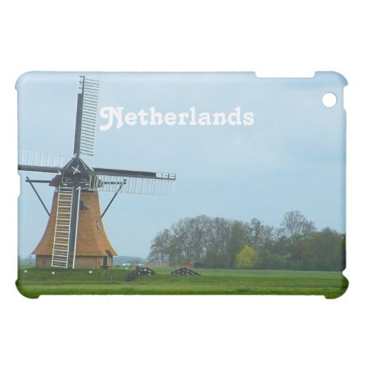 Netherlands Windmill Cover For The iPad Mini