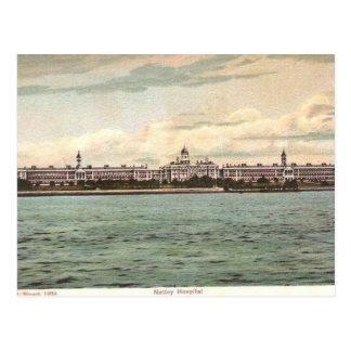 Netley Hospital - Southampton - Hampshire Postcard