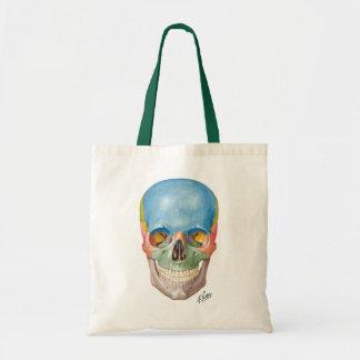 Netter Skull Shopping Tote Budget Tote Bag