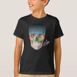 Netter's Smiling Skull on a Kid-sized T T-Shirt