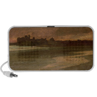 Nettuno, Evening on the Beach Travel Speaker