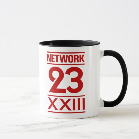 Network 23 mug