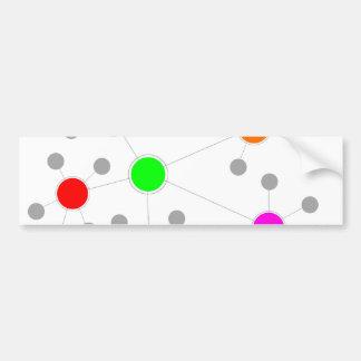 Network Bumper Stickers