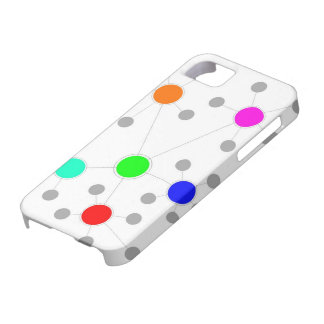 Network iPhone 5 Cover