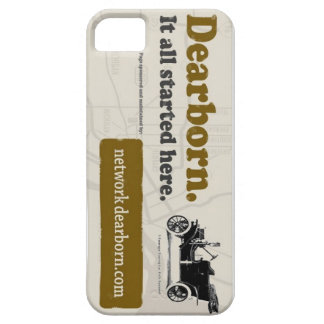 Network Dearborn - iPhone 5 cover