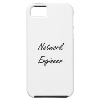 Network Engineer Artistic Job Design iPhone 5 Covers
